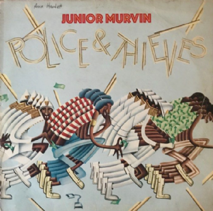 Junior Murvin ‎- Police & Thieves (LP) (G/G-)